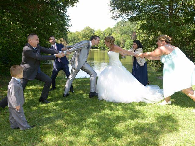 Le mariage de Daniel et Tiphanie à Cergy, Val-d'Oise 15