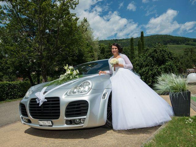 Le mariage de Maxime et Prisca à Steinbrunn-le-Bas, Haut Rhin 12