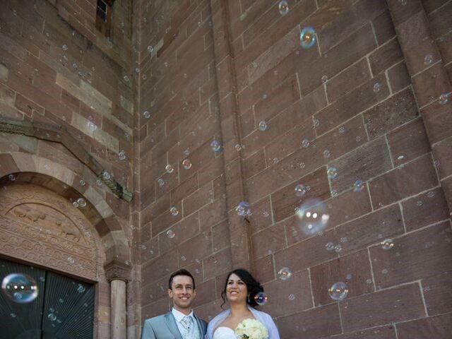 Le mariage de Maxime et Prisca à Steinbrunn-le-Bas, Haut Rhin 16