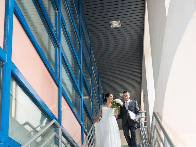 Le mariage de Maxime et Prisca à Steinbrunn-le-Bas, Haut Rhin 18