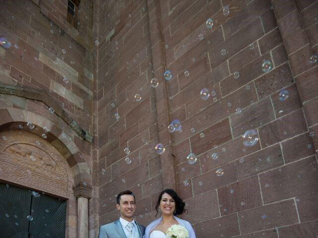 Le mariage de Maxime et Prisca à Steinbrunn-le-Bas, Haut Rhin 24