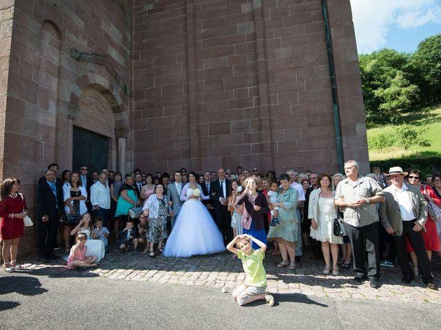 Le mariage de Maxime et Prisca à Steinbrunn-le-Bas, Haut Rhin 35
