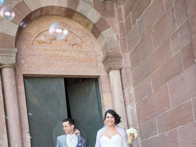 Le mariage de Maxime et Prisca à Steinbrunn-le-Bas, Haut Rhin 36