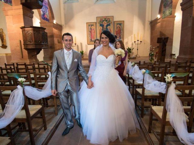 Le mariage de Prisca et Maxime