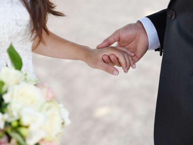 Le mariage de Valentin et Amélie à Massieux, Ain 7