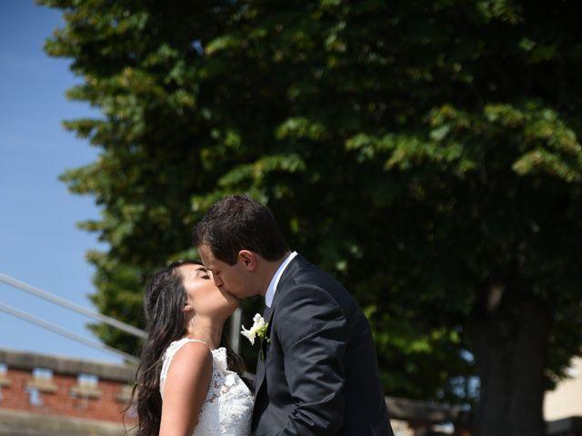 Le mariage de Valentin et Amélie à Massieux, Ain 10