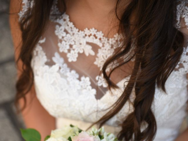 Le mariage de Valentin et Amélie à Massieux, Ain 13