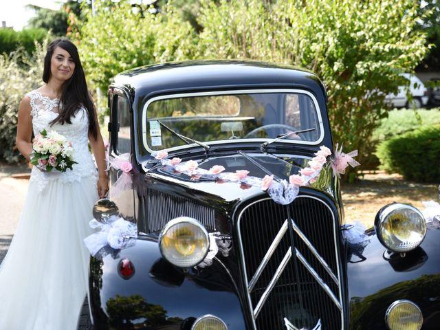 Le mariage de Valentin et Amélie à Massieux, Ain 16