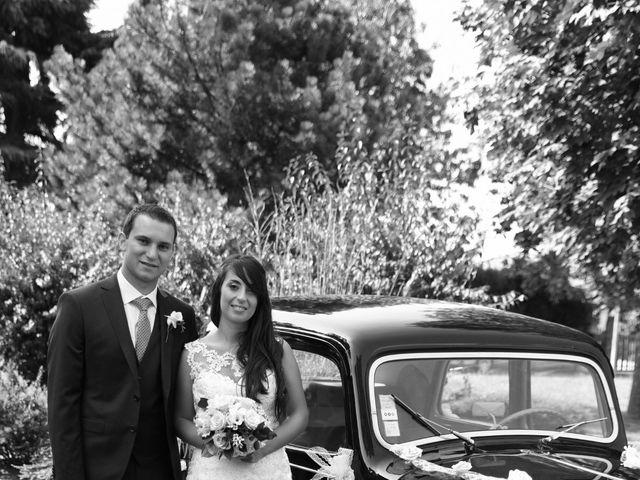 Le mariage de Valentin et Amélie à Massieux, Ain 18