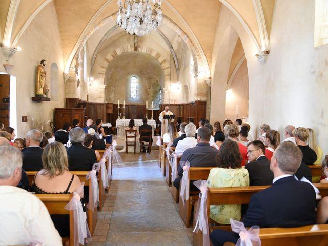 Le mariage de Valentin et Amélie à Massieux, Ain 23