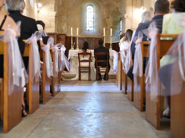 Le mariage de Valentin et Amélie à Massieux, Ain 24
