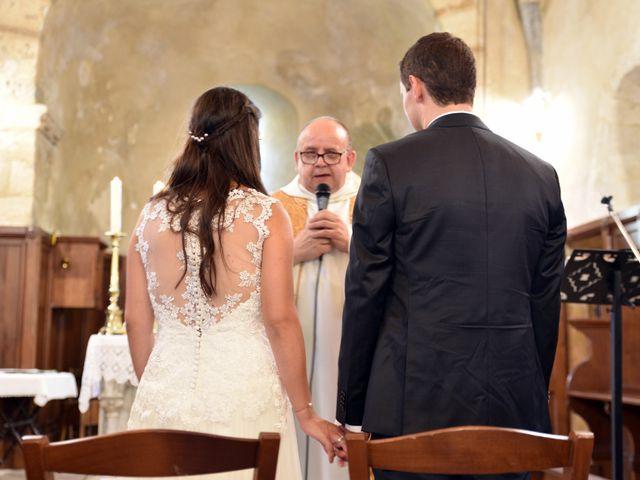Le mariage de Valentin et Amélie à Massieux, Ain 26