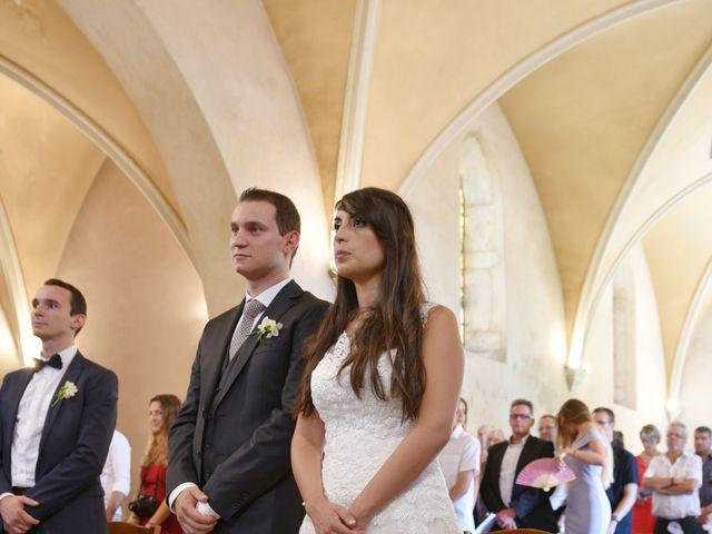 Le mariage de Valentin et Amélie à Massieux, Ain 27