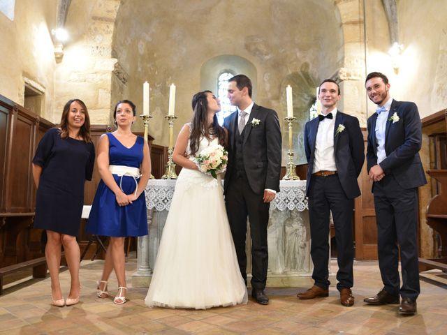 Le mariage de Valentin et Amélie à Massieux, Ain 28