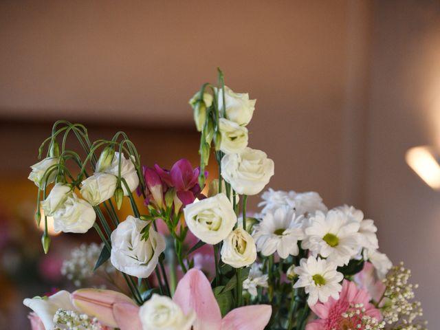 Le mariage de Valentin et Amélie à Massieux, Ain 45