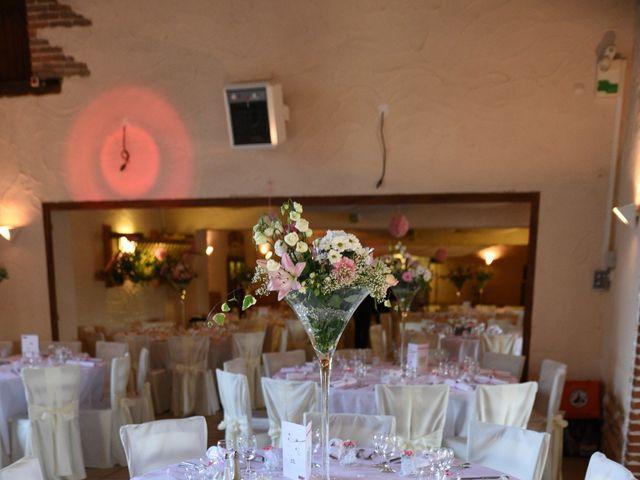 Le mariage de Valentin et Amélie à Massieux, Ain 48