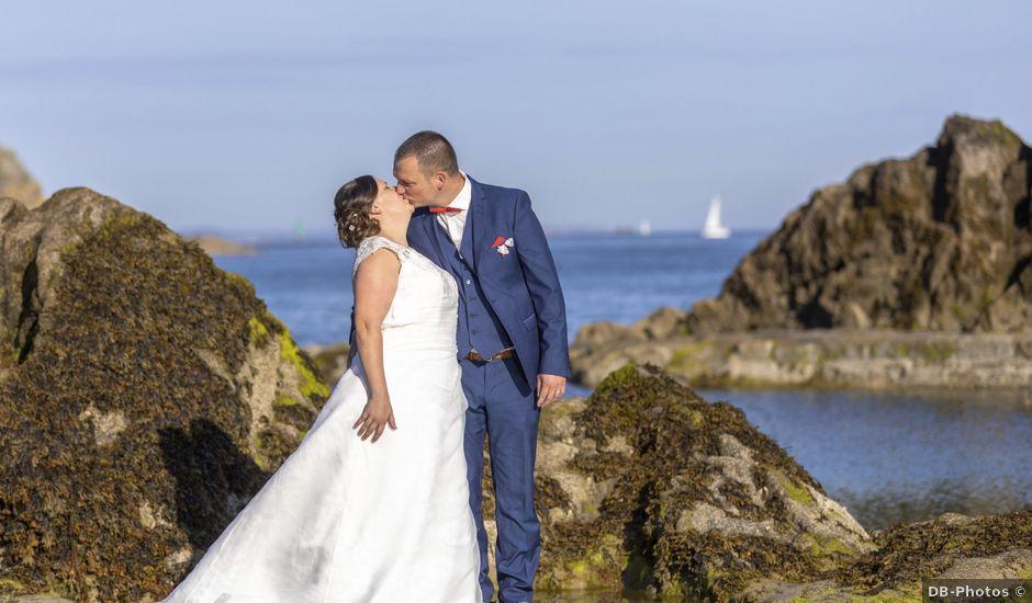 Le mariage de Anthony et Amandine à Tinténiac, Ille et Vilaine