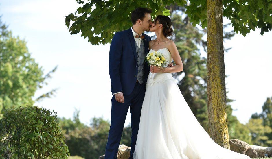 Le mariage de François et Nora à Reims, Marne