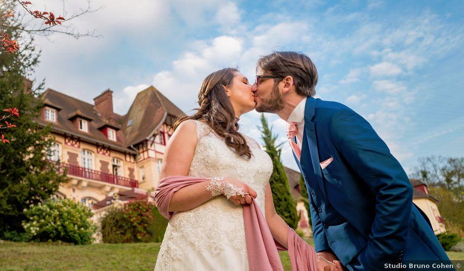 Le mariage de Guillaume et Séverine à Gouvieux, Oise