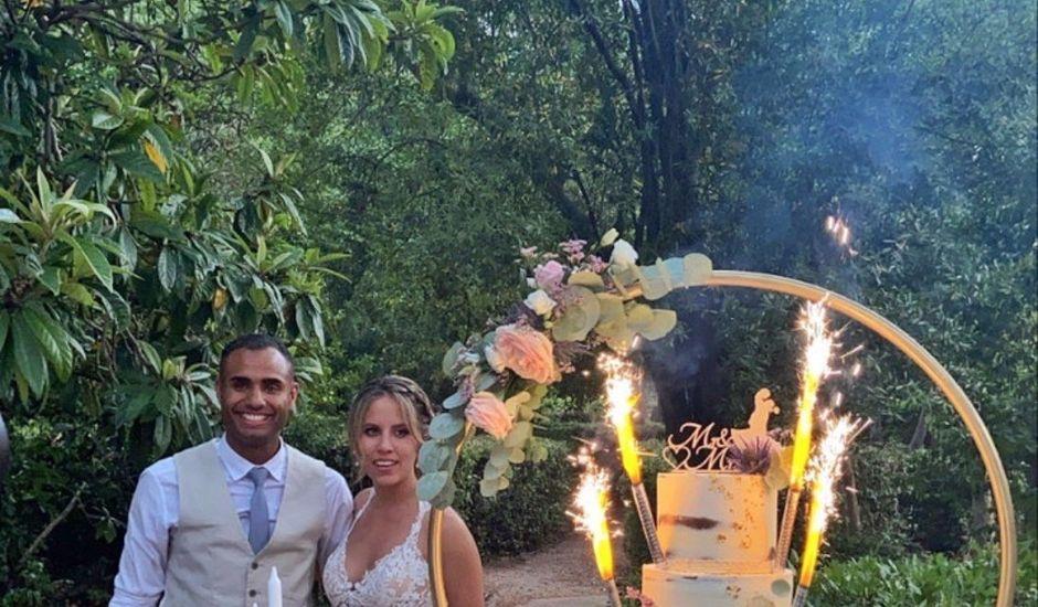 Le mariage de Julie  et Loïc  à Taradeau, Var