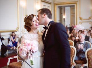 Le mariage de Gabrielle et Vincent