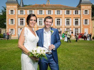 Le mariage de Theresa et Jeremy