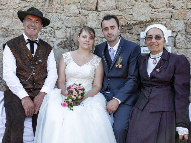 Le mariage de Jérémie et Mélanie à Masseret, Corrèze 30