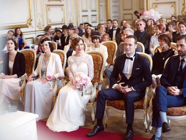 Le mariage de Vincent et Gabrielle à Strasbourg, Bas Rhin 12