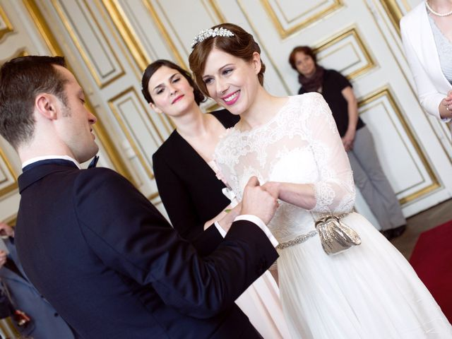 Le mariage de Vincent et Gabrielle à Strasbourg, Bas Rhin 16