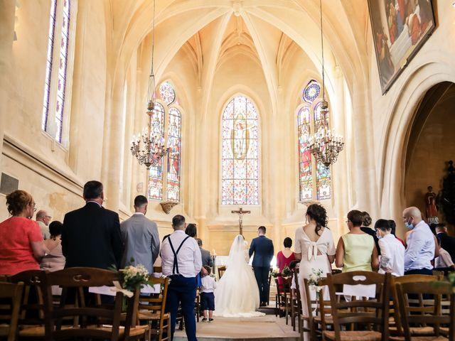 Le mariage de Philippe et Mégane à Le Mesnil-le-Roi, Yvelines 57
