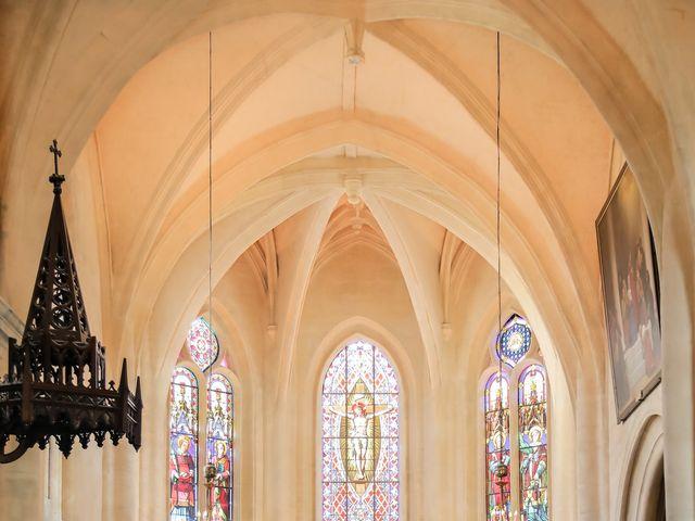Le mariage de Philippe et Mégane à Le Mesnil-le-Roi, Yvelines 75