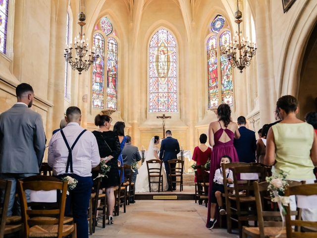 Le mariage de Philippe et Mégane à Le Mesnil-le-Roi, Yvelines 95