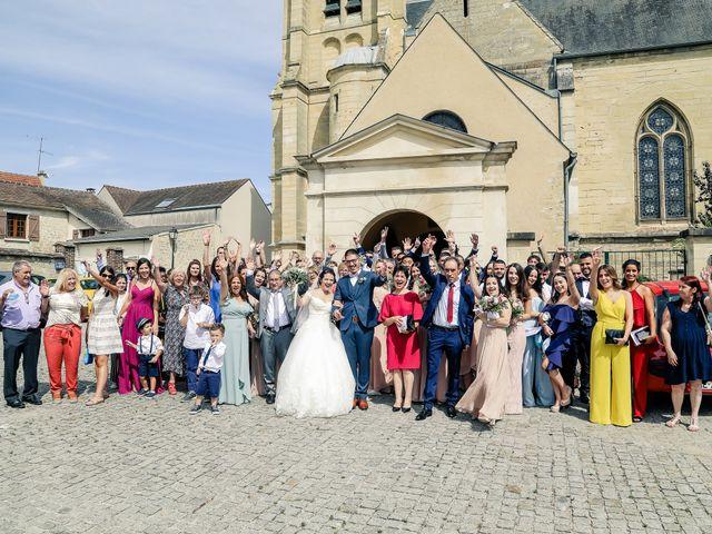 Le mariage de Philippe et Mégane à Le Mesnil-le-Roi, Yvelines 109