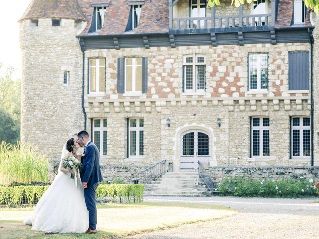 Le mariage de Philippe et Mégane à Le Mesnil-le-Roi, Yvelines 135
