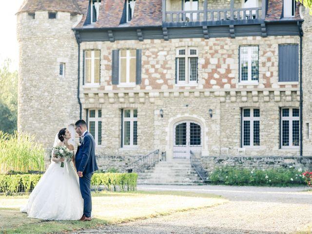Le mariage de Philippe et Mégane à Le Mesnil-le-Roi, Yvelines 136
