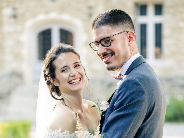 Le mariage de Philippe et Mégane à Le Mesnil-le-Roi, Yvelines 137