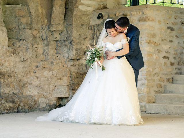 Le mariage de Philippe et Mégane à Le Mesnil-le-Roi, Yvelines 154