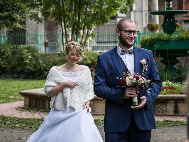 Le mariage de Johan et Manon à Douvrin, Pas-de-Calais 3