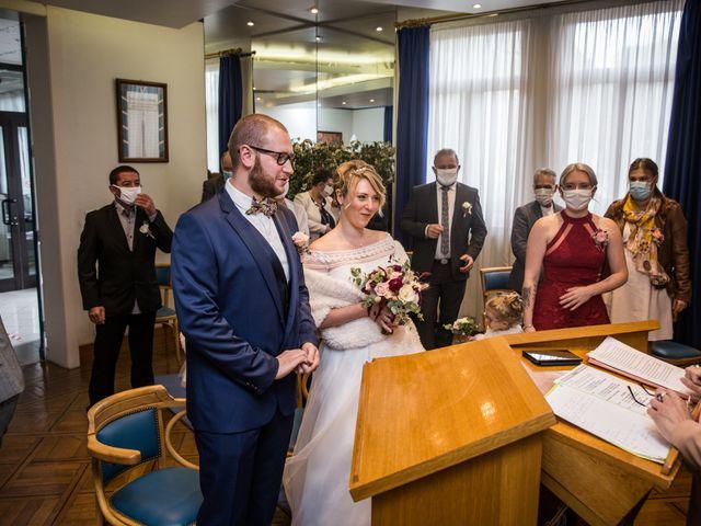 Le mariage de Johan et Manon à Douvrin, Pas-de-Calais 4
