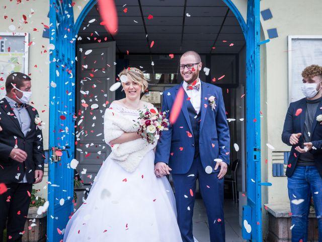 Le mariage de Johan et Manon à Douvrin, Pas-de-Calais 5