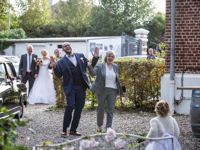 Le mariage de Johan et Manon à Douvrin, Pas-de-Calais 6