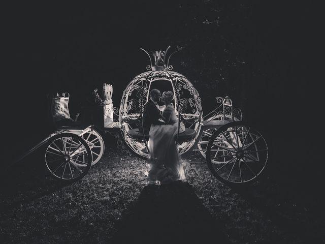 Le mariage de Manon et Johan