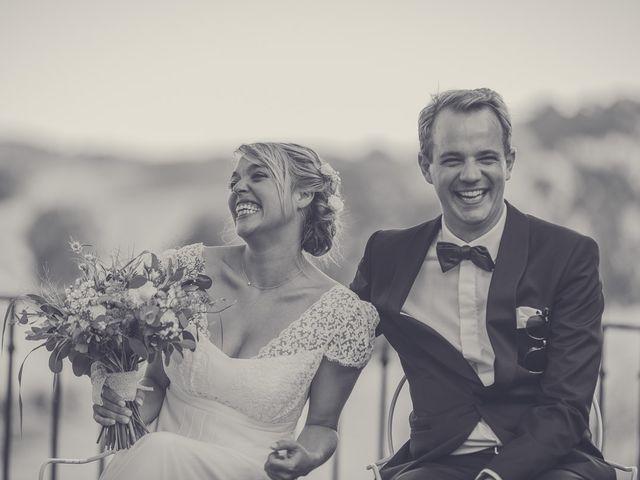 Le mariage de Nicolas et Sophie à Saint-Laurent-de-Chamousset, Rhône 12