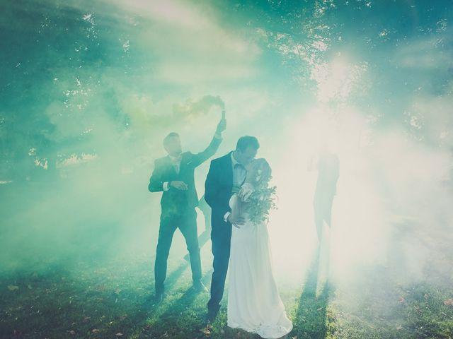 Le mariage de Nicolas et Sophie à Saint-Laurent-de-Chamousset, Rhône 20