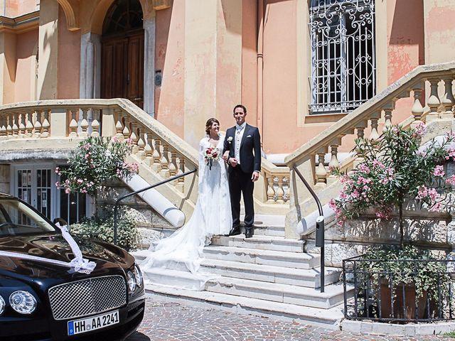 Le mariage de Charlie et Tatiana à Vence, Alpes-Maritimes 1