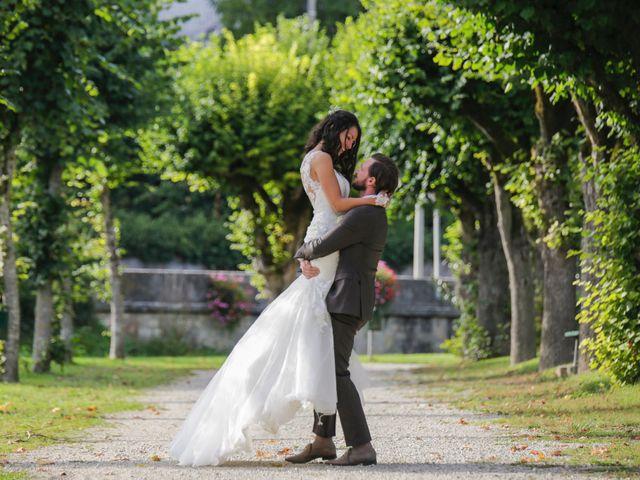 Le mariage de Murielle et Jérémy