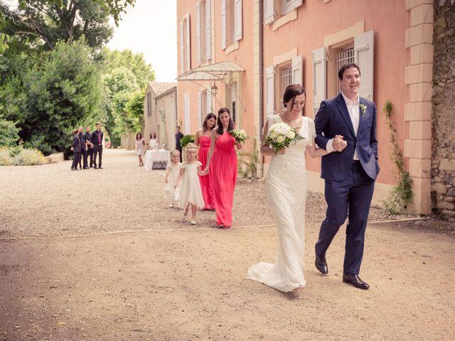 Le mariage de Jeremy et Theresa à Pézenas, Hérault 39