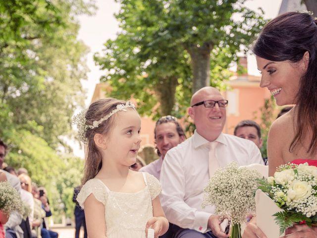 Le mariage de Jeremy et Theresa à Pézenas, Hérault 81
