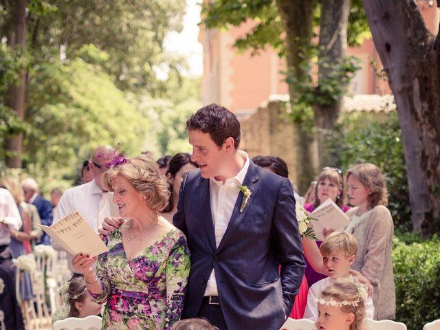 Le mariage de Jeremy et Theresa à Pézenas, Hérault 87