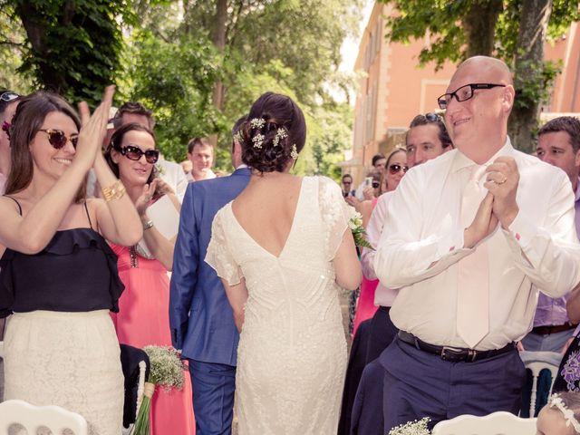 Le mariage de Jeremy et Theresa à Pézenas, Hérault 92